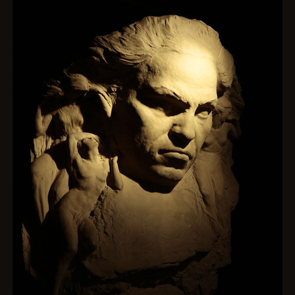 Wiener Museum Beethoven Bust