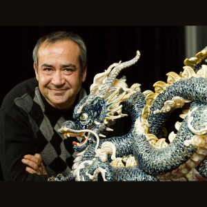 Wiener Museum Francisco Polope Lladro Great Dragon