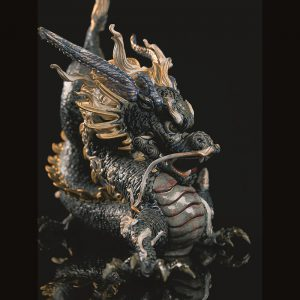 Wiener Museum Great Dragon Detail