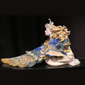Wiener Museum Lladro Winged Beauty