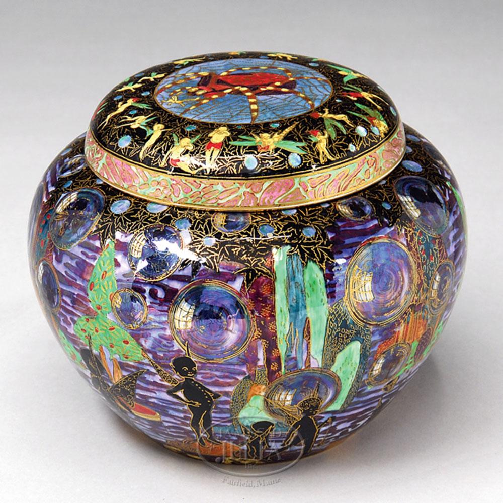 Wiener Museum Malfrey Pot