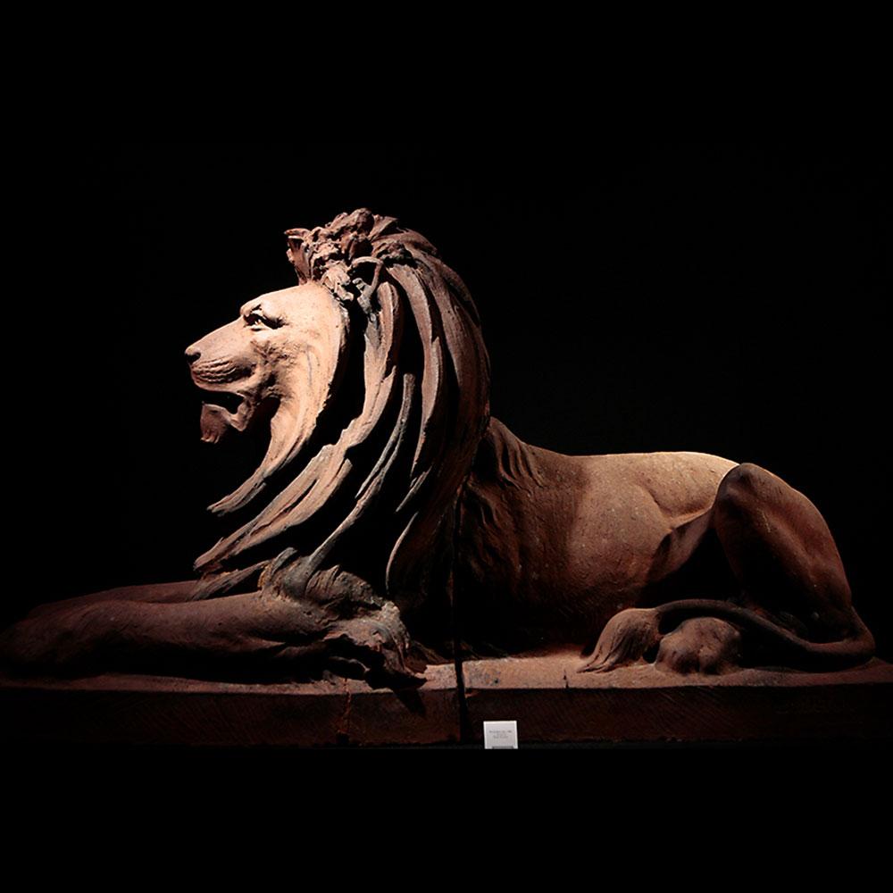 Wiener Museum WMODA Lion