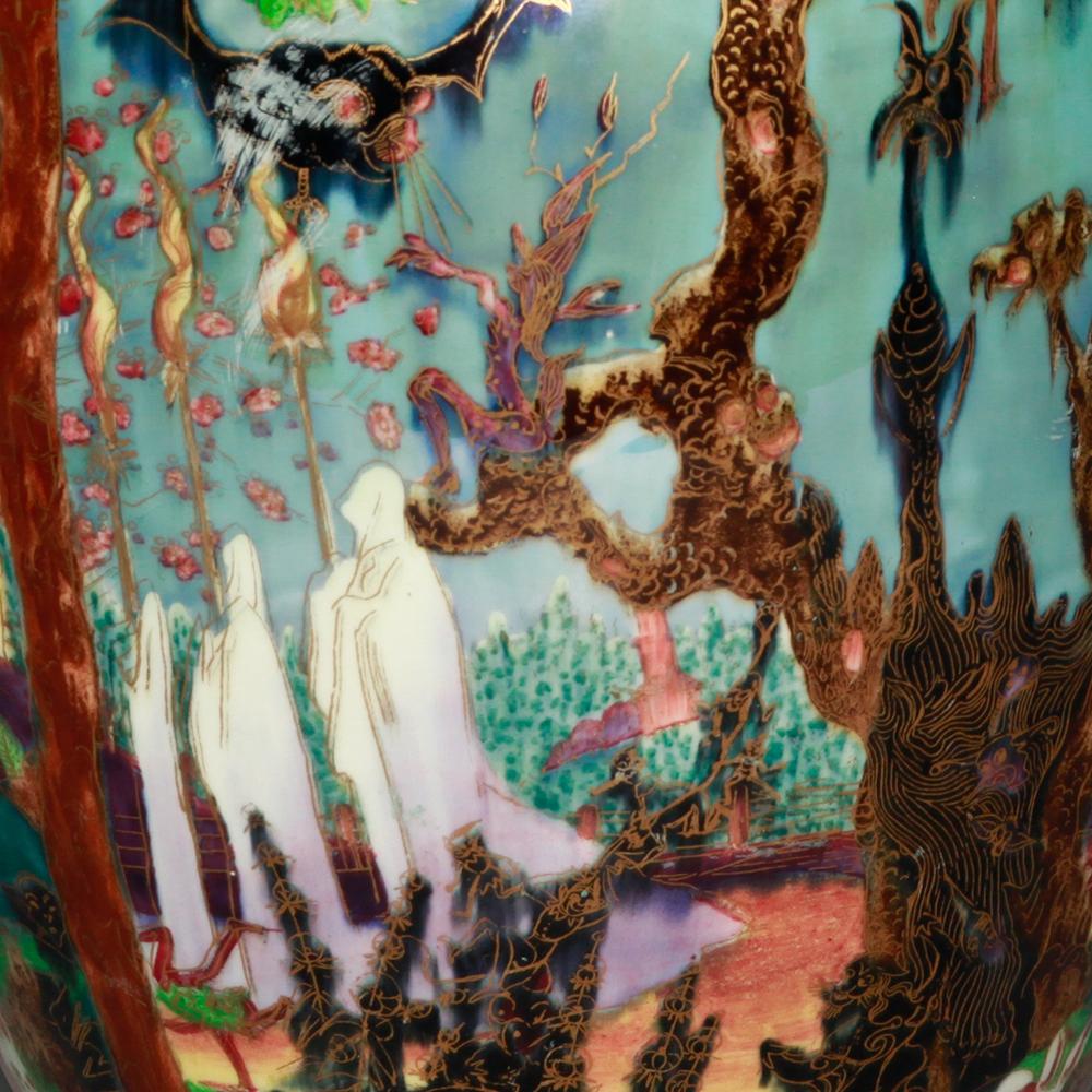 Wiener Museum Ghostly Woods Detail