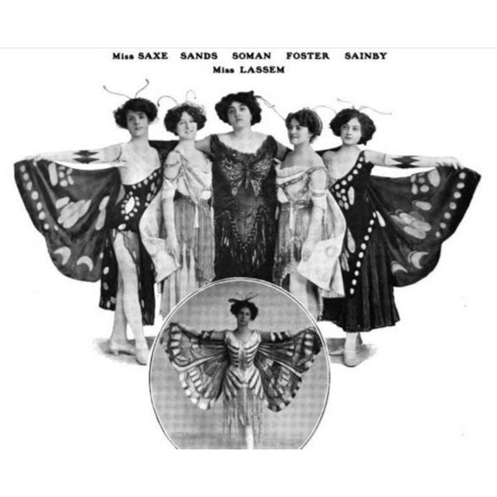 Wiener Museum Butterfly Costumes