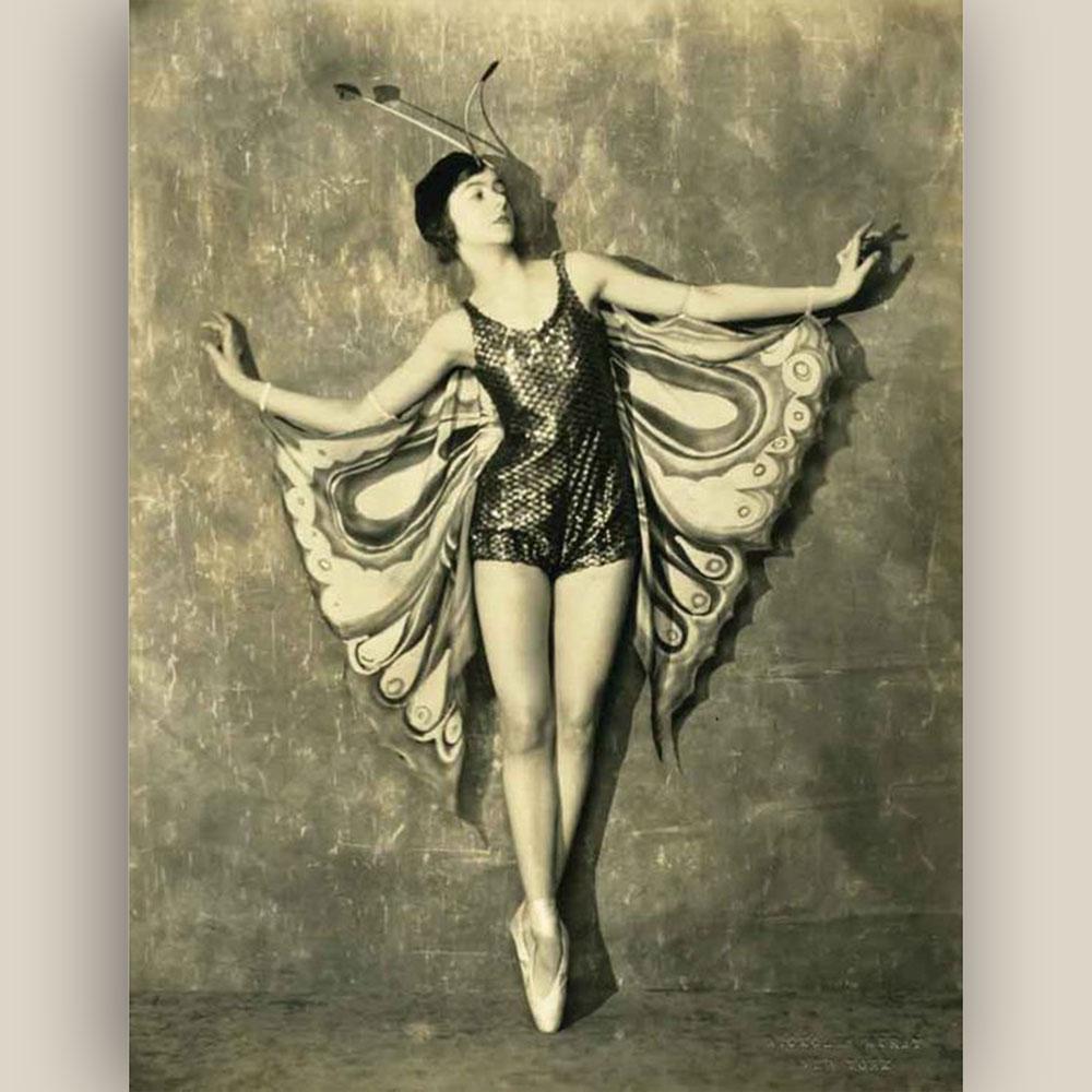 Wiener Museum Helen Denison Butterfly