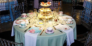 Wiener Museum Tea Party Event