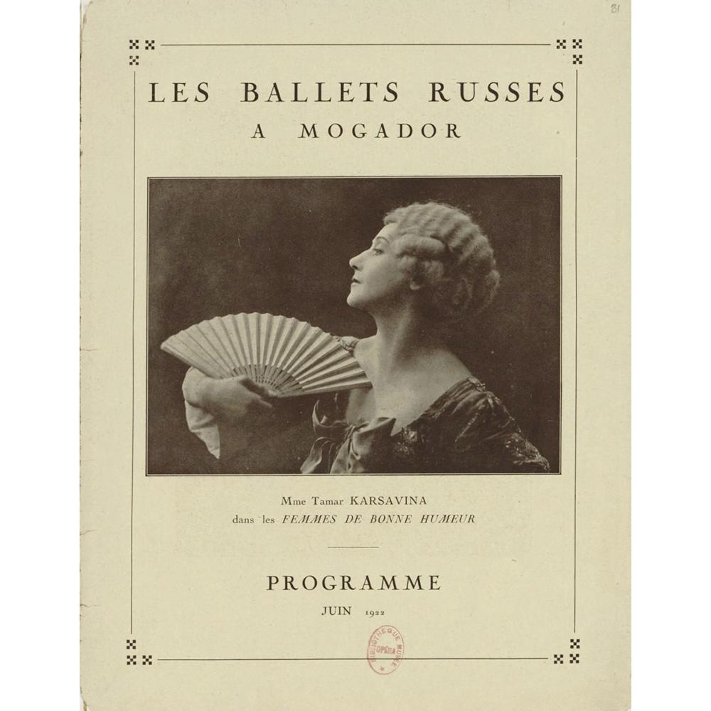 Ballet Russes – WMODA | Wiener Museum